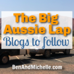 The Big Aussie Lap Blogs
