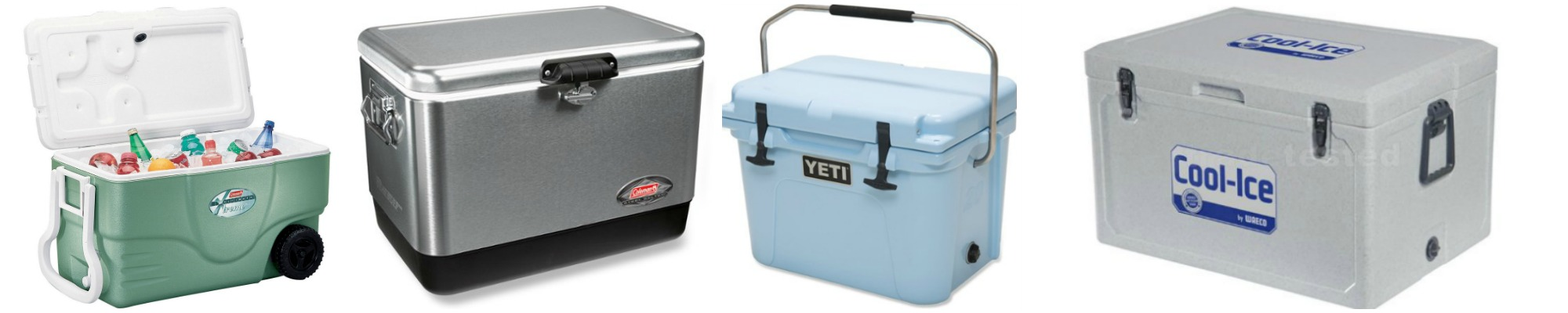 Portable Fridges - there is a huge range of portable fridges, from highly efficient, well insulated dual zone (and very expensive) models, right through to your good old esky. Let me help you understand how they're all different. Esky / Chilly bin / Cooler / Ice box