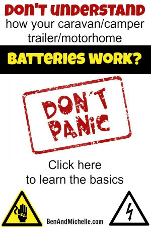 Understanding the basics of battery power for camping doesn't need to be difficult. Click here to read up on the basics that will explain the components of your caravan, motorhome or camper trailer battery system and how they all work together.
