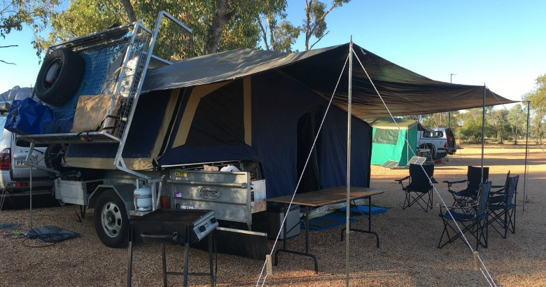 Camper Trailer Brands