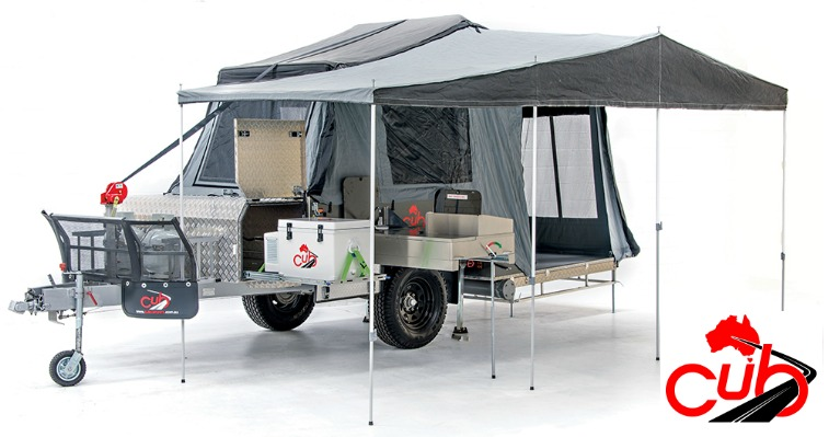 Camper Trailer Brands - Cub Campers