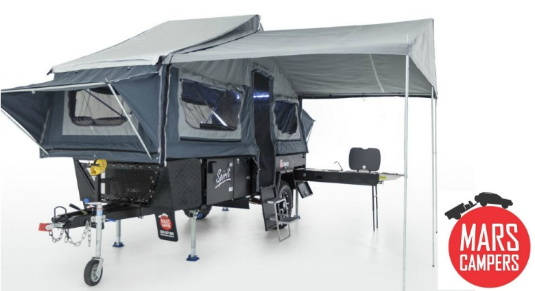 Camper Trailer Brands - Mars Campers