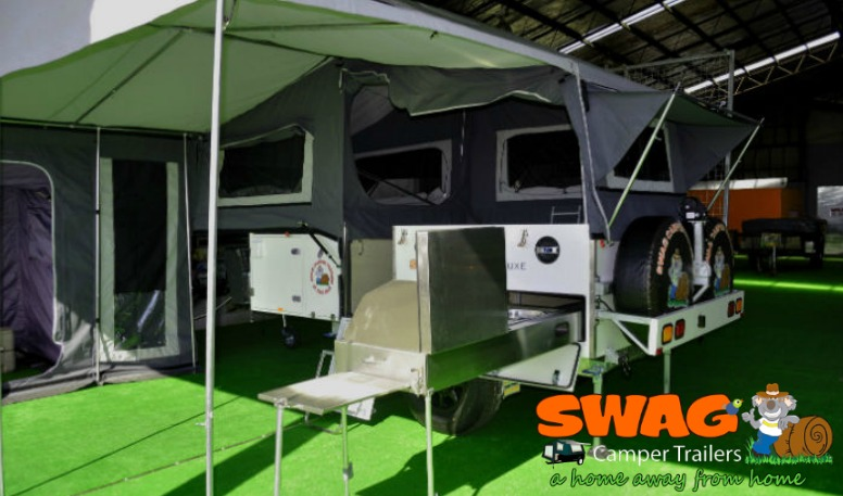 Camper Trailer Brands - Swag Camper Trailers