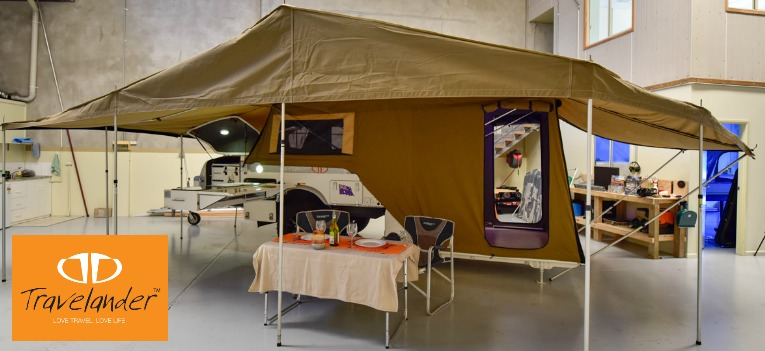 Camper Trailer Brands - Travelander