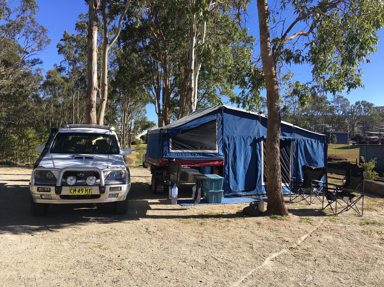 Ben & Michelle - Road Trip Around Australia - Getting Into The Groove