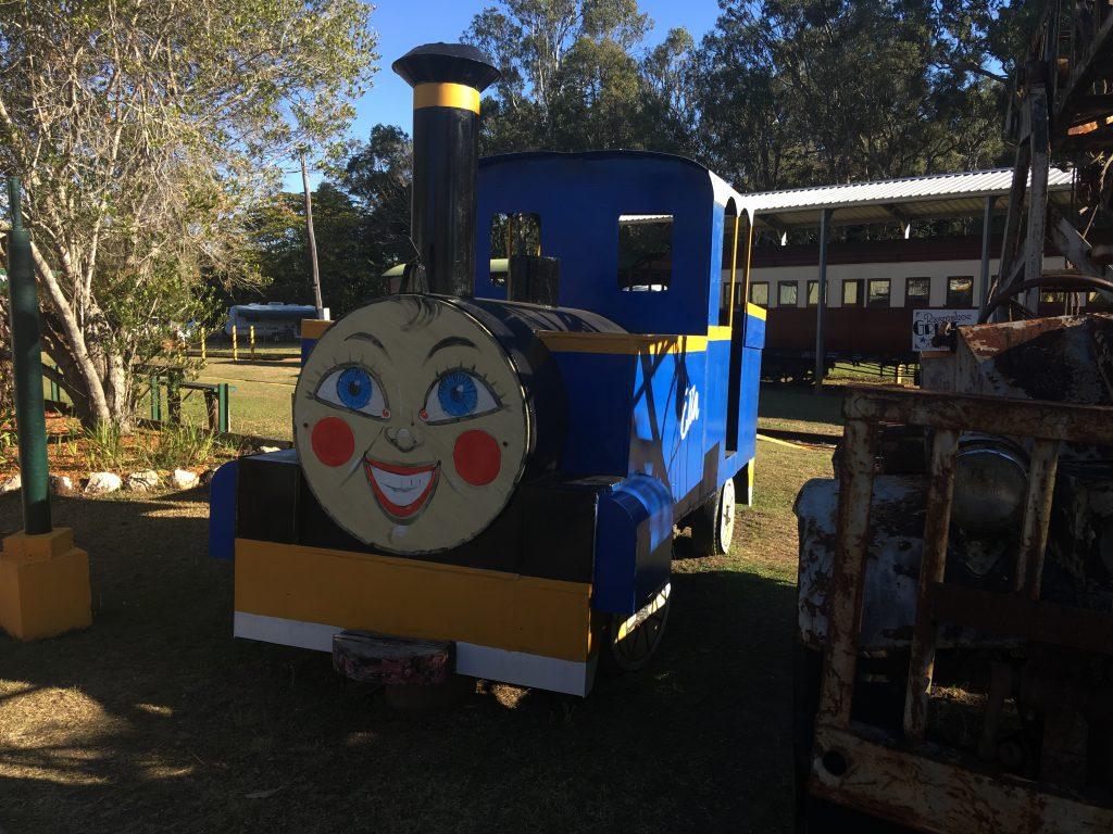 Ravenshoe Railway Caravan Park