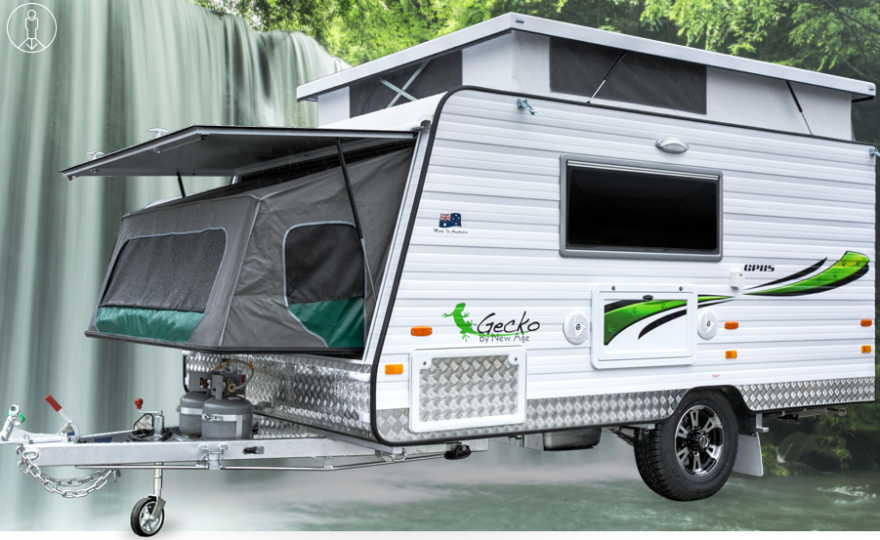 The Perfect Little Caravan