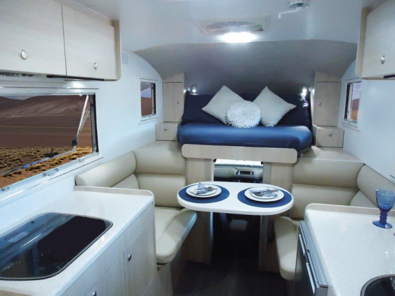The Spirit by Explorer Motorhomes - Awesome Small RVs / Motorhomes