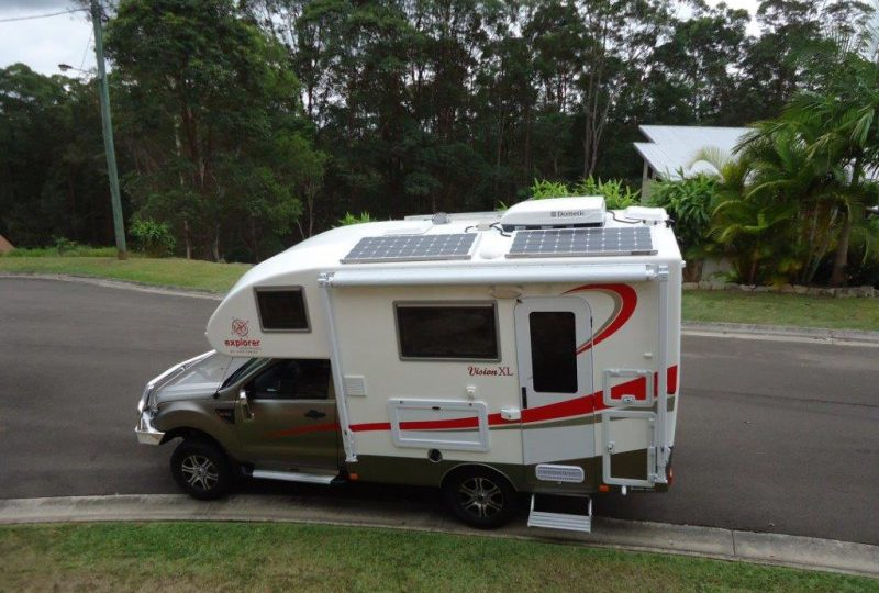 Awesome Small RV / Motorhome