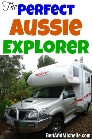 The Australian-owned and made Explorer Motorhome are the perfect rig for any Aussie adventure. Combining luxury and ruggedness in the compact beauties!