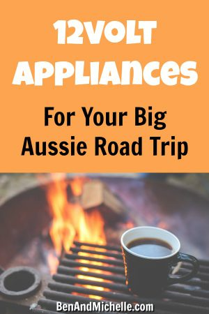 12 volt DC appliances for your caravan or motorhome kitchen - I thought the hunt for RV 12 volt appliances would be a lot easier than it actually was! Click here to see the 12 volt kitchen appliances I was able to find.