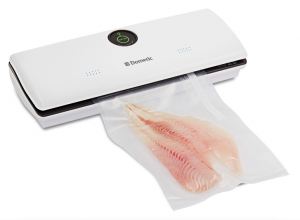 Vacuum Sealer - when you're looking for 12 volt DC appliances, here's one that will save you money and food!