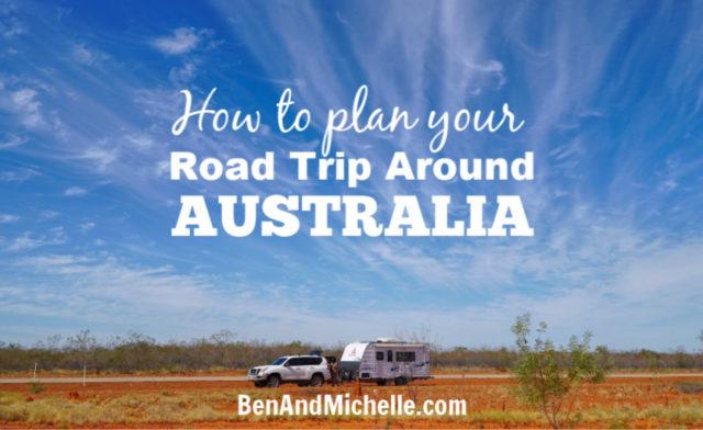 Road Trip Around Australia | Getting Set Up