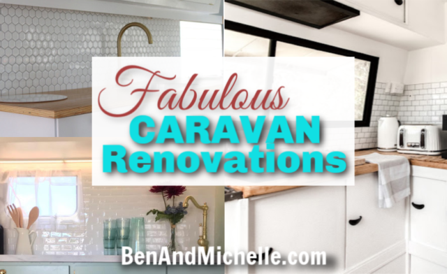 DIY Caravan Makeovers
