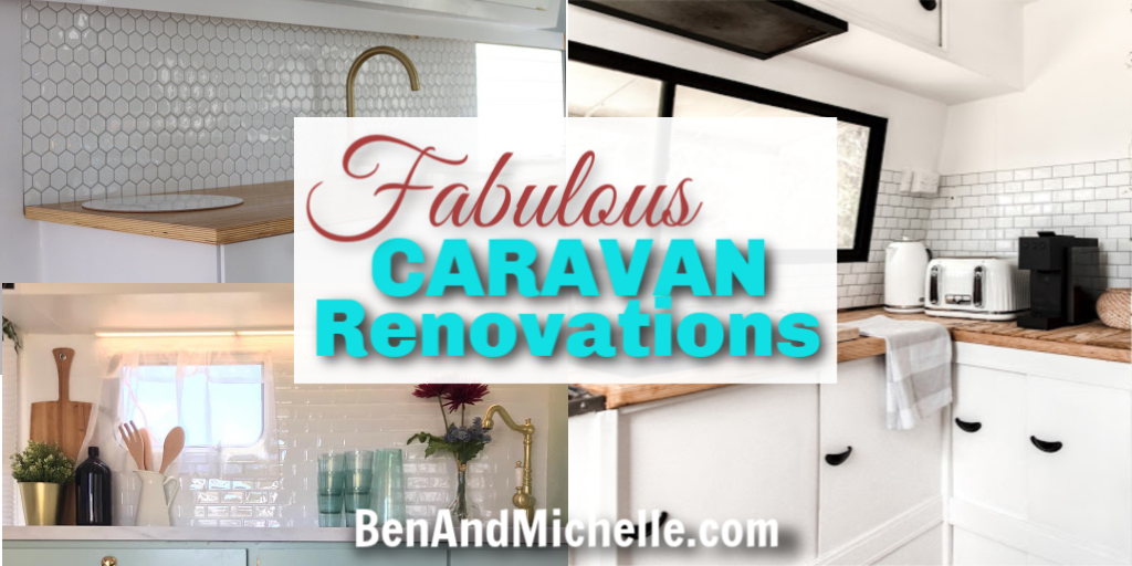 DIY Caravan Makeovers