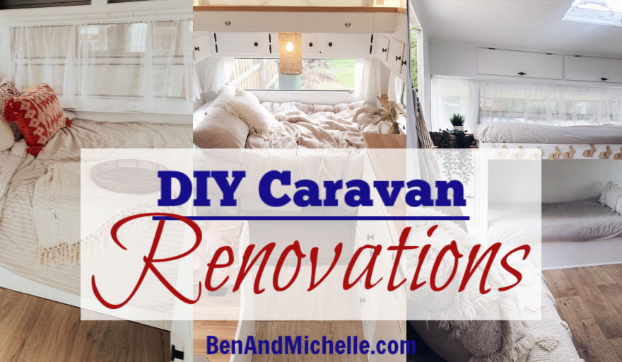 DIY Caravan Renovations | More Aussie Gems