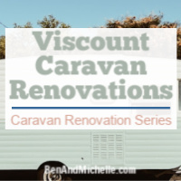 Vintage Viscount Caravan Renovations