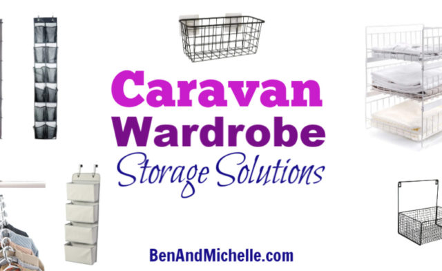Caravan Wardrobe Storage Solutions