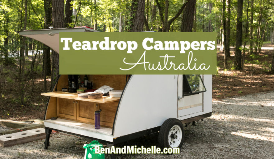 Teardrop campers for sale in Australia
