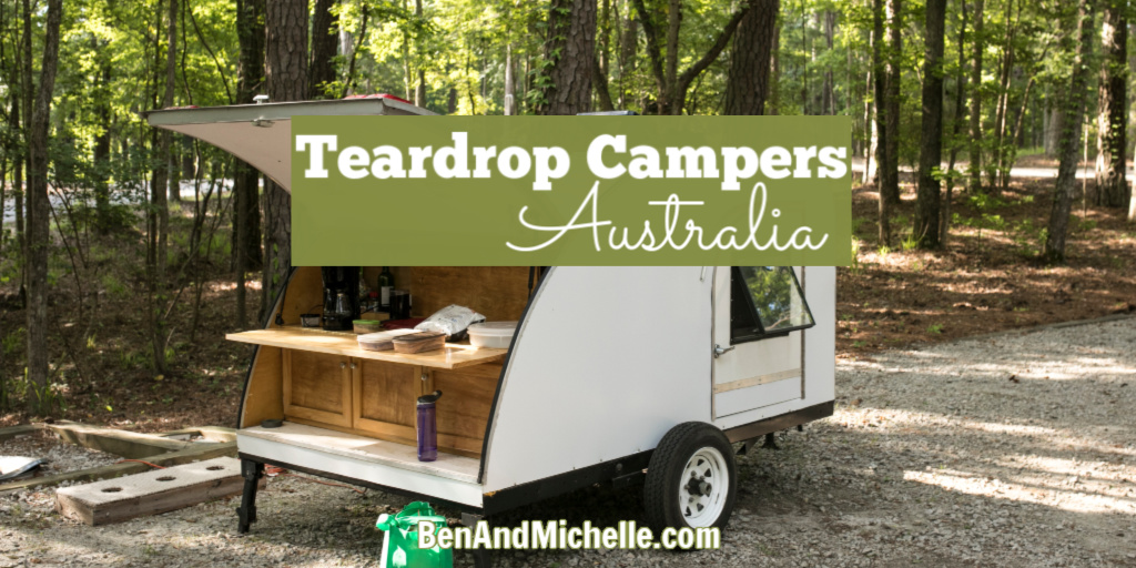 Teardrop campers for sale in Australia