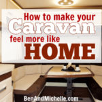 How to make your caravan interior feel more like home