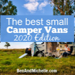best small camper vans