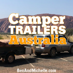 camper trailer brands in Australia