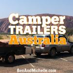 camper trailer brands in Australia