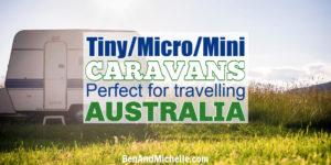 micro caravans Australia