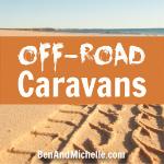 off-road caravans