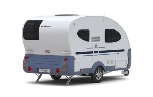 compact caravan exterior photo