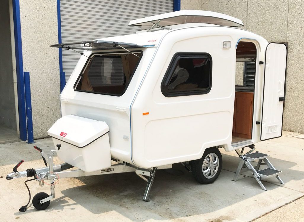 Euro Caravans - Glider (micro caravan)