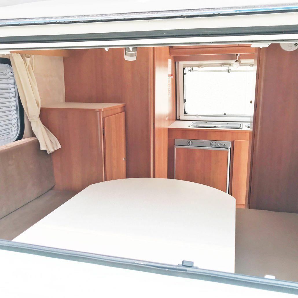 Euro Caravans - Glider - small caravan