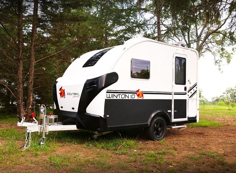 Ezytrail - Winton 10 small caravan