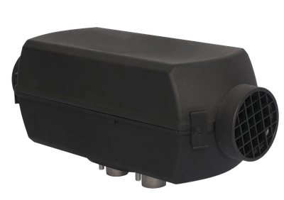 Product shot of Autoterm diesel heater for a caravan or RV