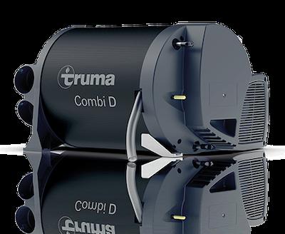 Product shot of Truma