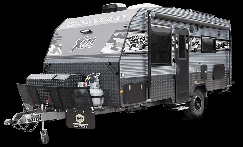 Masterpiece Caravans XTM.